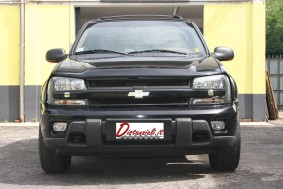 Chevrolet Trailblazer distanziali 40mm