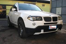 BMW X3 distanziali 20mm