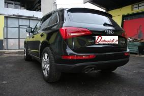 Audi Q5 distanziali da 20mm