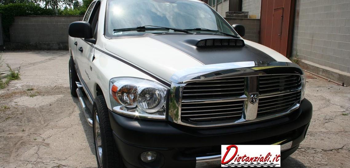 Dodge Ram 1500 distanziali 30mm