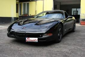Chevrolet Corvette C5 distanziali 20mm posteriori