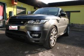 Range Rover sport  distanziali 20mm ant