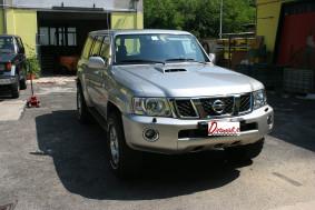 Nissan Patrol y61 distanziali 30mm