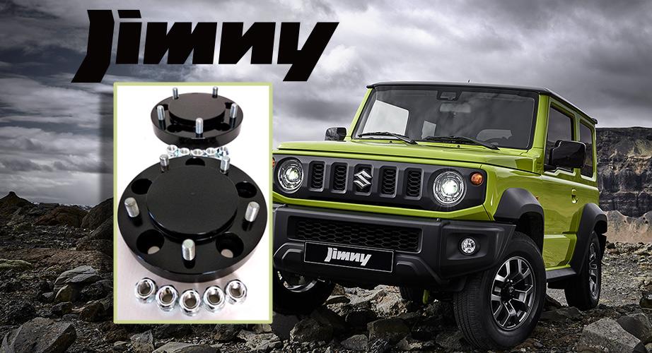 """Distanziale ad hoc per Suzuki """"NEW JIMNY"""""""