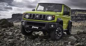 """Distanziale ad hoc per Suzuki """"NEW JIMNY"""" DUE VERSIONI"""